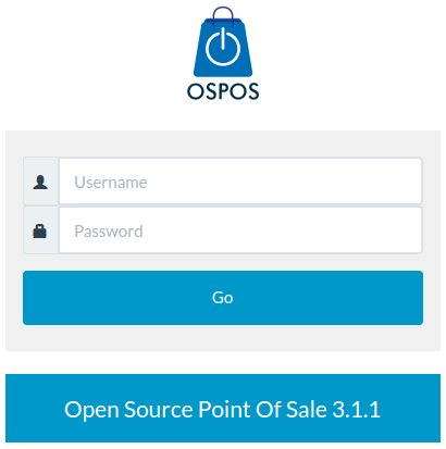 Open Source POS Installation Guide